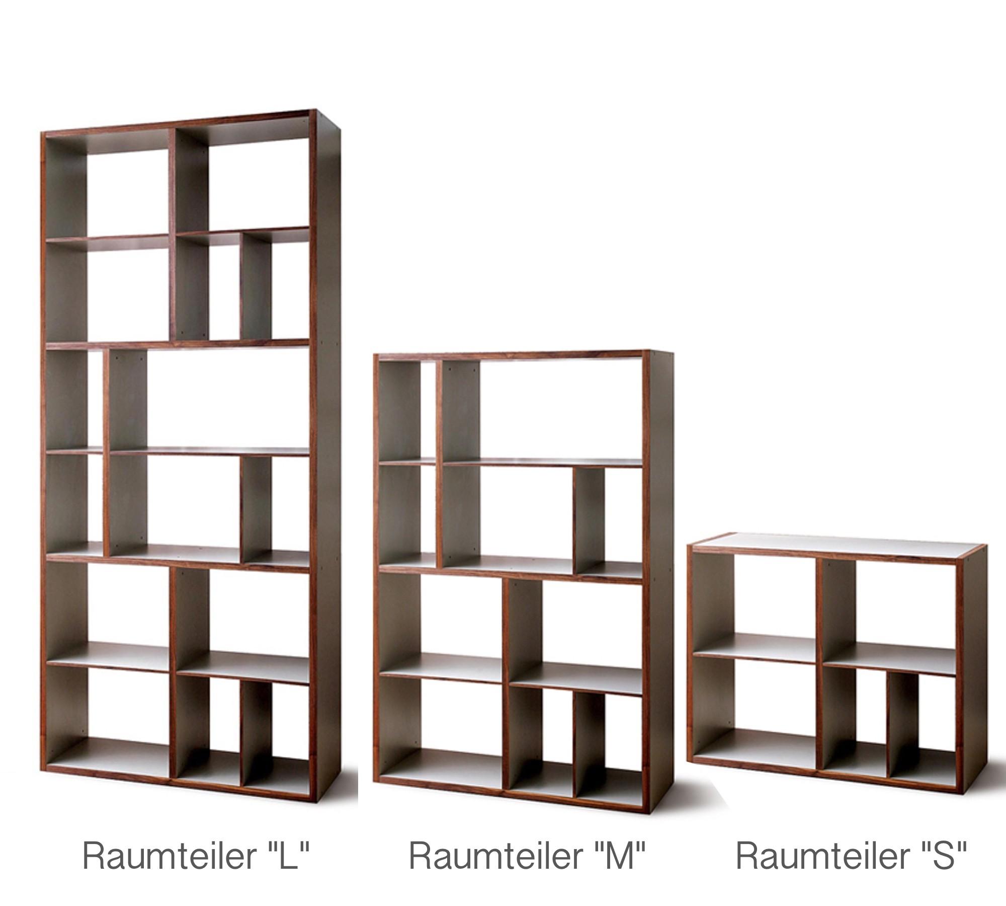 Gewaltig Raumteiler Regal Ideen Von Mint Design Shelf L Massivholz Mit B111cm