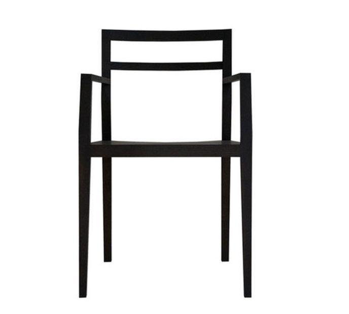 Mint Design Emma Designer-Holzstuhl aus Massivholz – Bild 2
