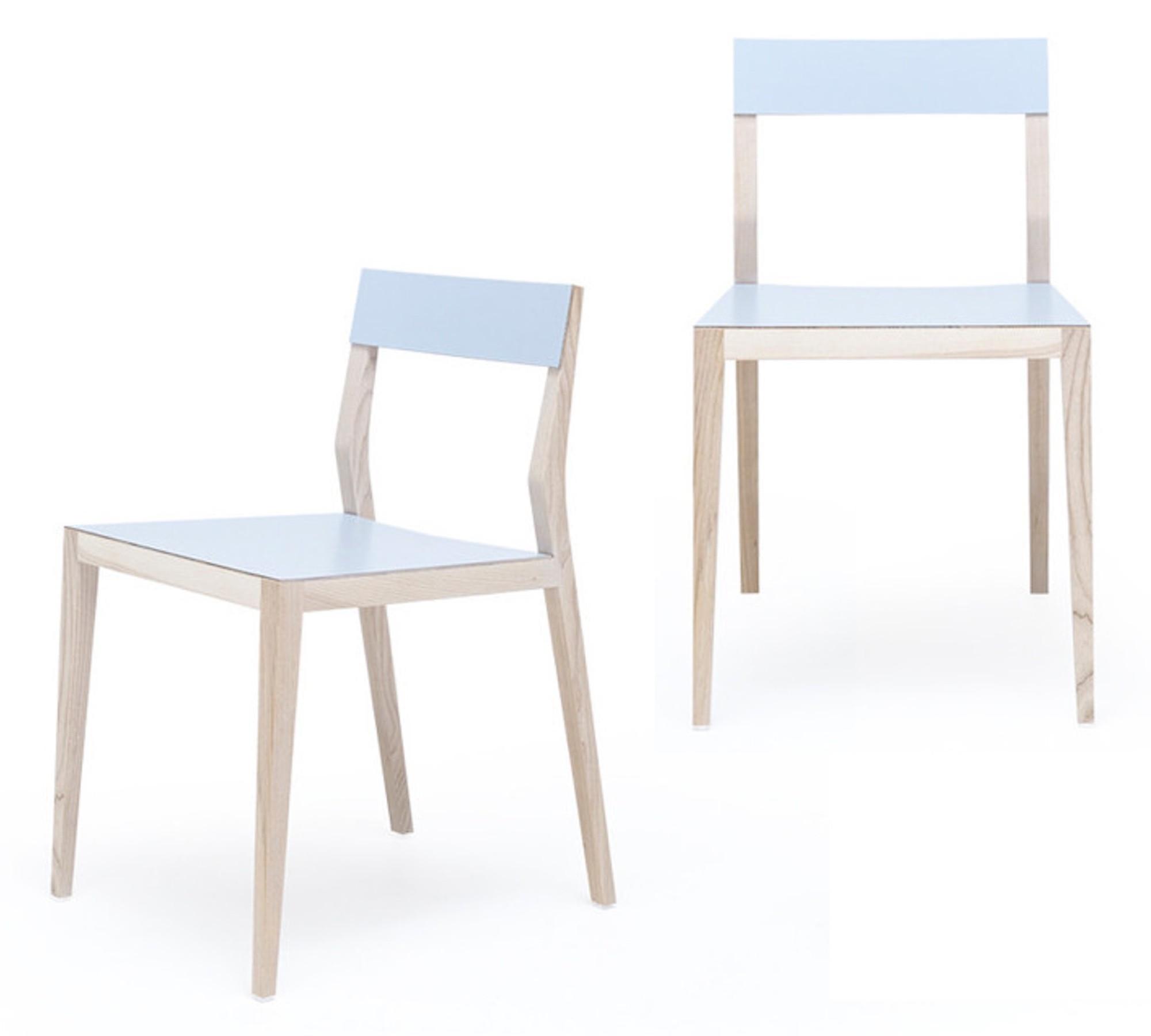 """Mint Design """"AIR"""" Holzstuhl aus Massivholz viele Möglichkeiten"""