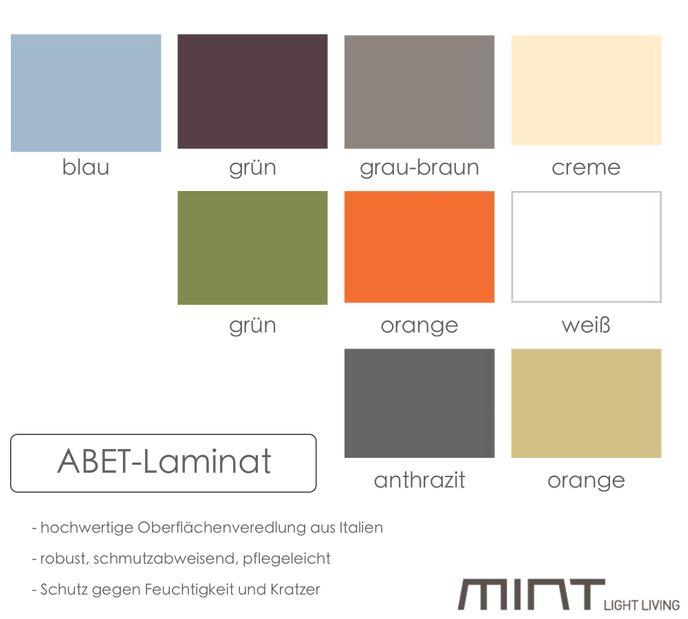 Mint Design Küchenzeile M2003 mit Echtholz und großem Schubfach – Bild 4