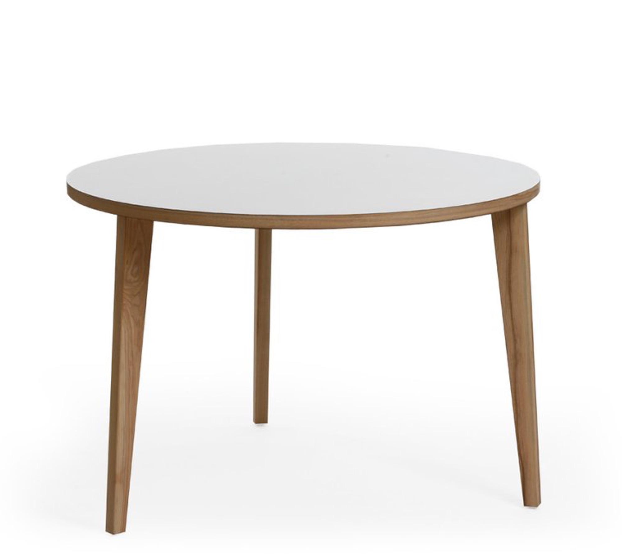 mint design tisch table aus massivholz d130 cm rund 10008455. Black Bedroom Furniture Sets. Home Design Ideas