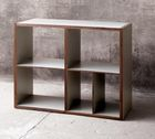 Mint Design Bücherregal  Shelf S  Massivholz in B111 H92