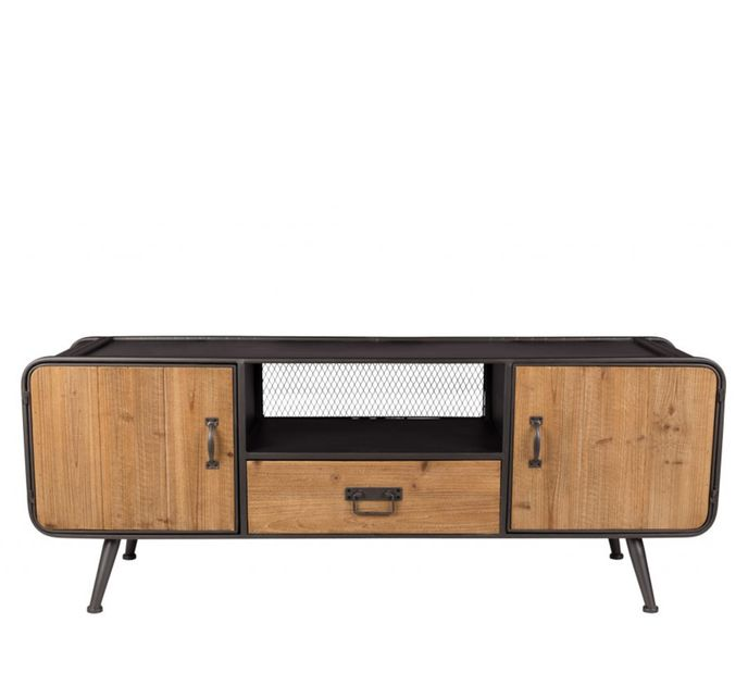 Dutch Bone Sideboard GIN low aus Tannenholz massiv
