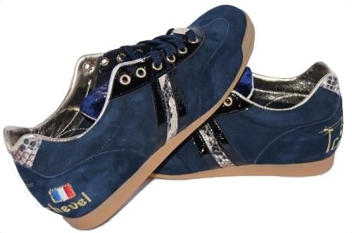 Serafini 493 Courchavel Sneaker Handmade