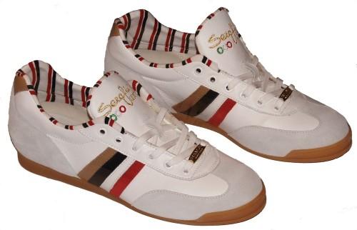 Serafini 1018 Newport Sneaker white/ice