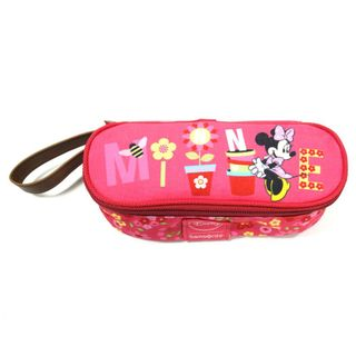 Samsonite Stylies Pencil Case Pre-S Disney Minnie Pink Federmappe – Bild 1