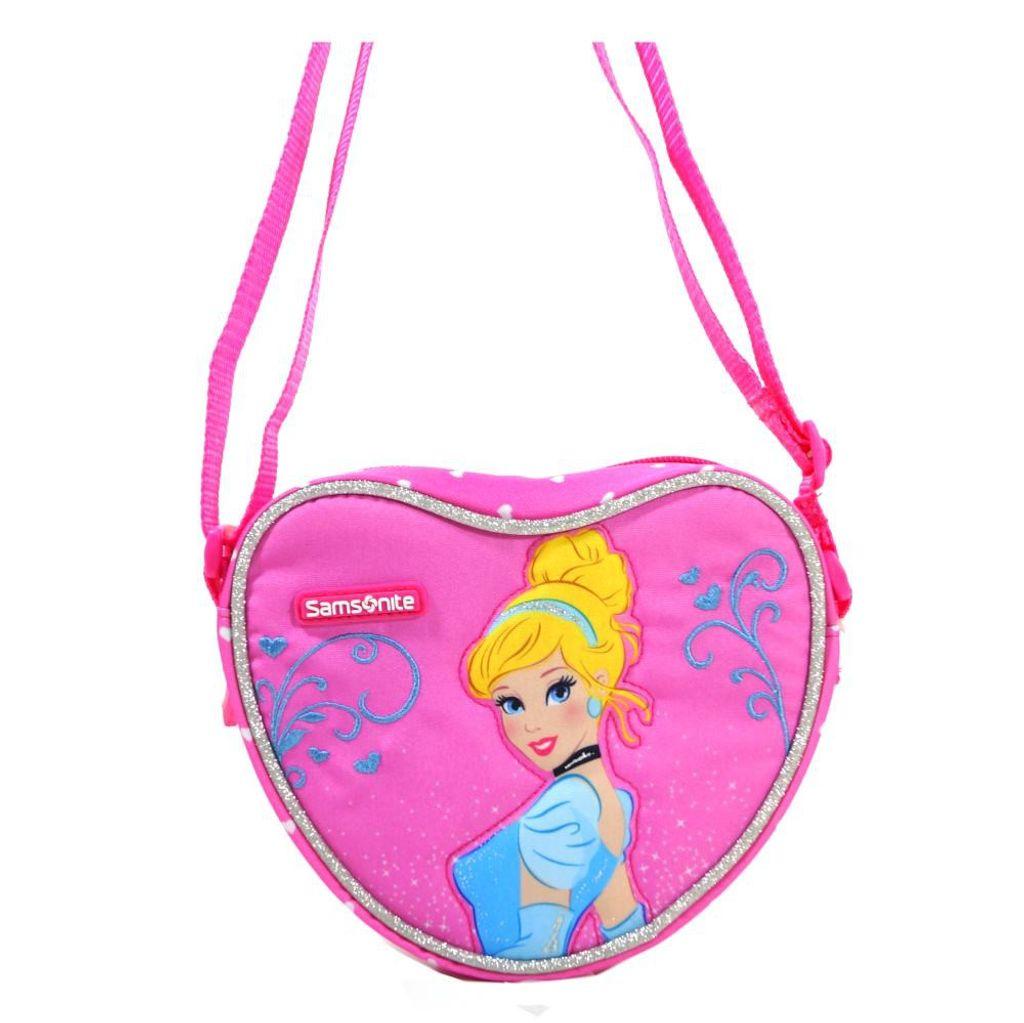 Samsonite Disney Ultimate Pre-School Princess Rosa Tasche