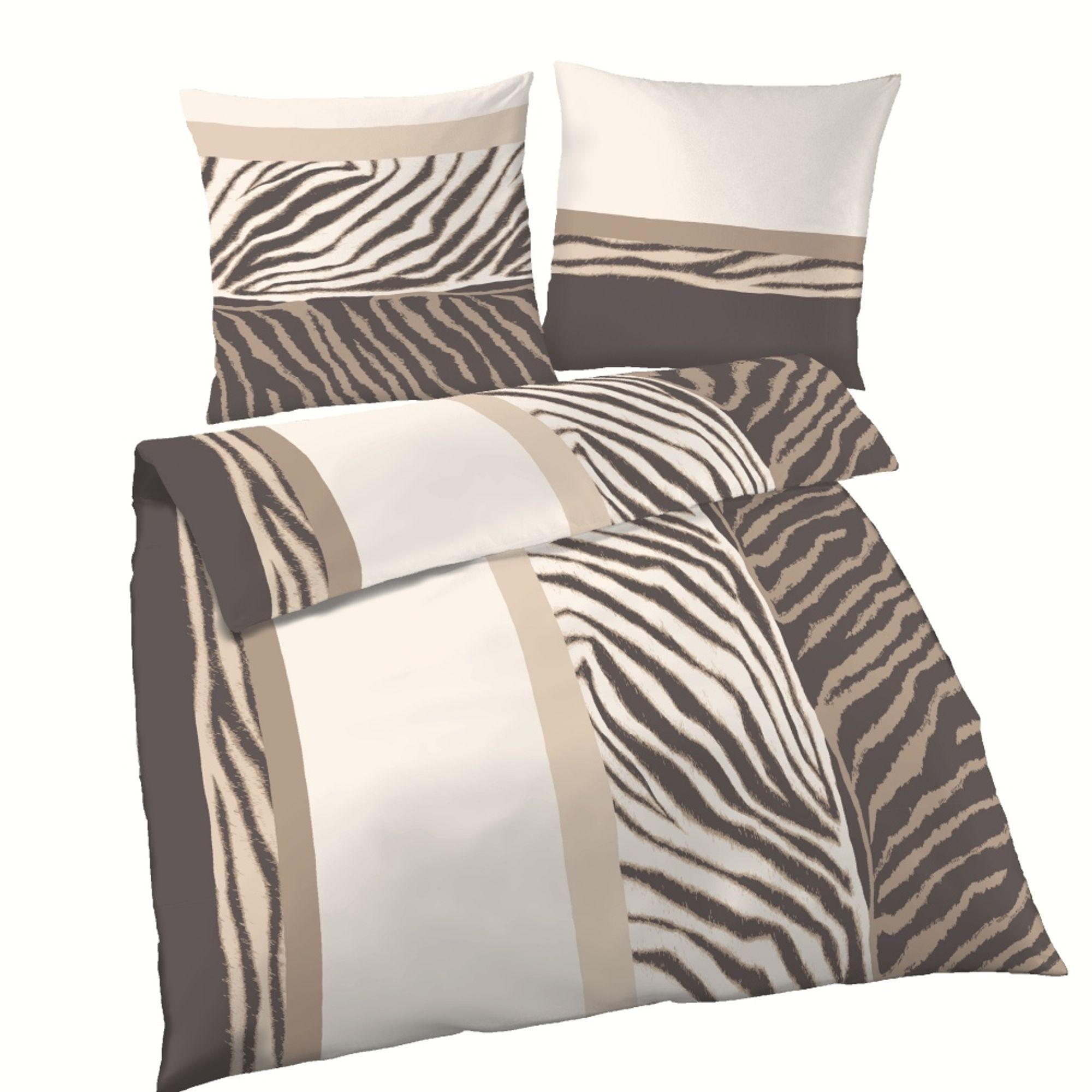 ido renforc bettw sche 2tlg natur braun bettbezug 135x200 cm. Black Bedroom Furniture Sets. Home Design Ideas