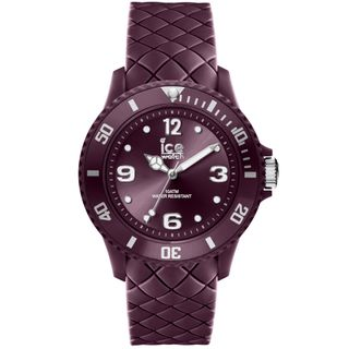 Ice-Watch 007274 ICE sixty nine burgundy medium Uhr Damenuhr lila – Bild 1