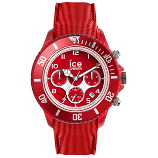 Ice-Watch 014219 ICE dune forever red Large CH Uhr Datum Rot – Bild 1