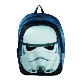 Samsonite Star Wars Ultimate M Stormtrooper Iconic Blau Rucksack 21,5L