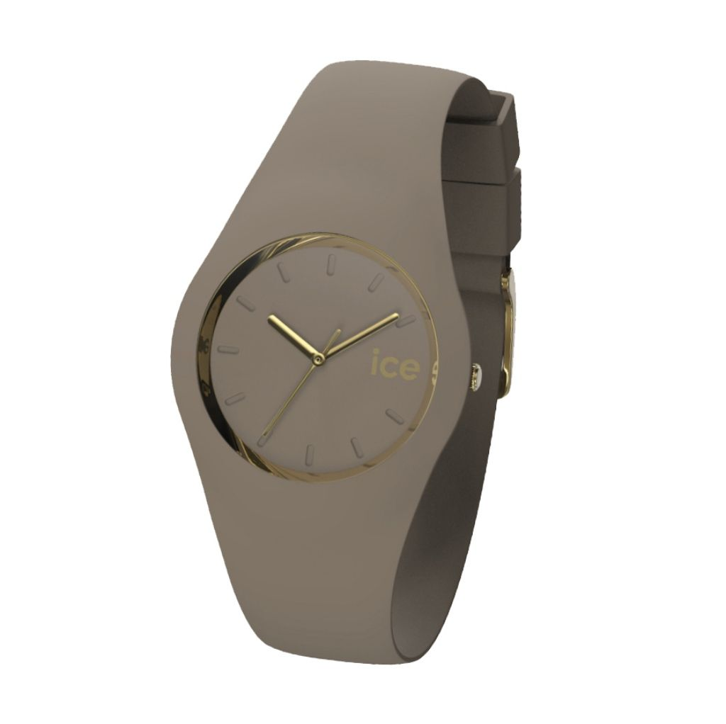 Ice-Watch 001057 ICE glam forest Caribou Small 3H Uhr Damenuhr Braun
