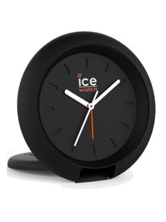 Ice-Watch 015191 ICE Travel Clock Uhr Unisex  Alarm Schwarz – Bild 1