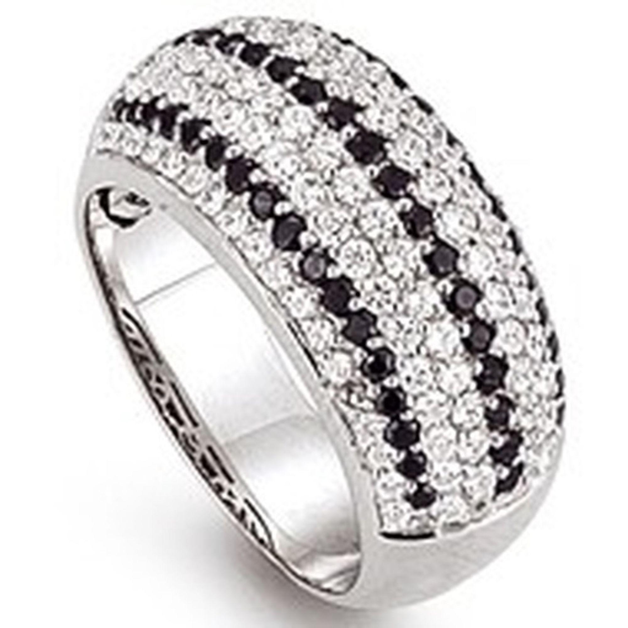 Basic Silber 53.EX440 Damen Ring Silber Gr.56 (17,8)
