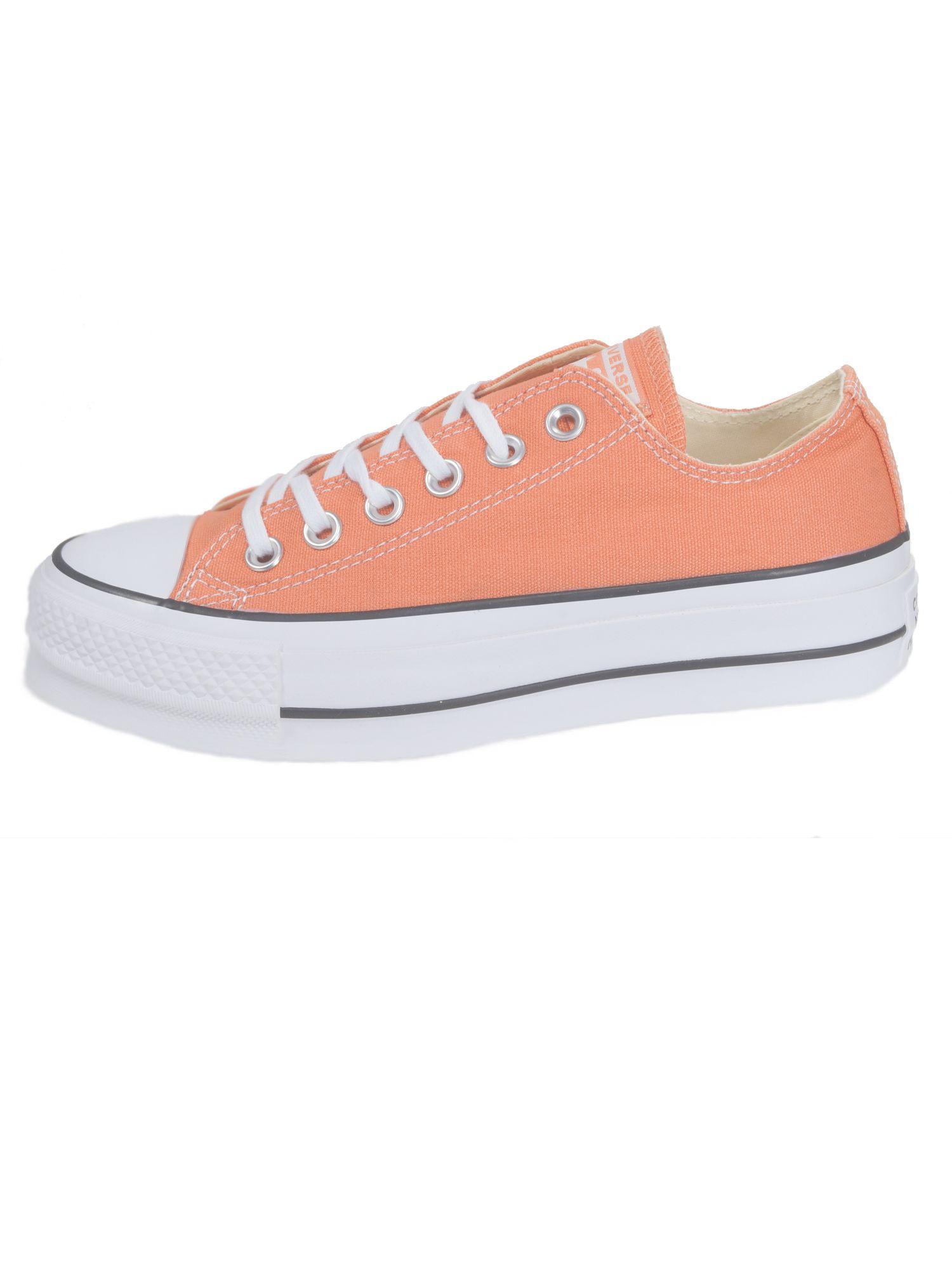 Converse Damen Schuhe CT All Star Lift Ox Schwarz Leinen