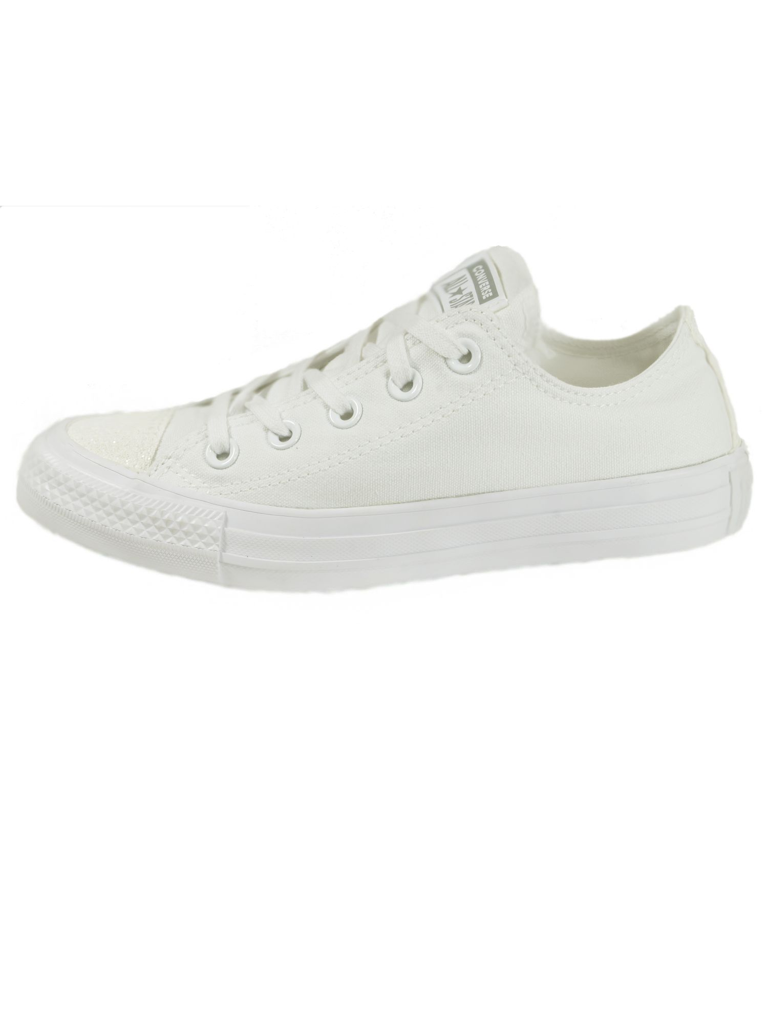 Converse Damen Schuhe CT All Star Ox Weiß Leinen Sneakers Gr. 36,5 |  starlabels outdoor lifestyle leder