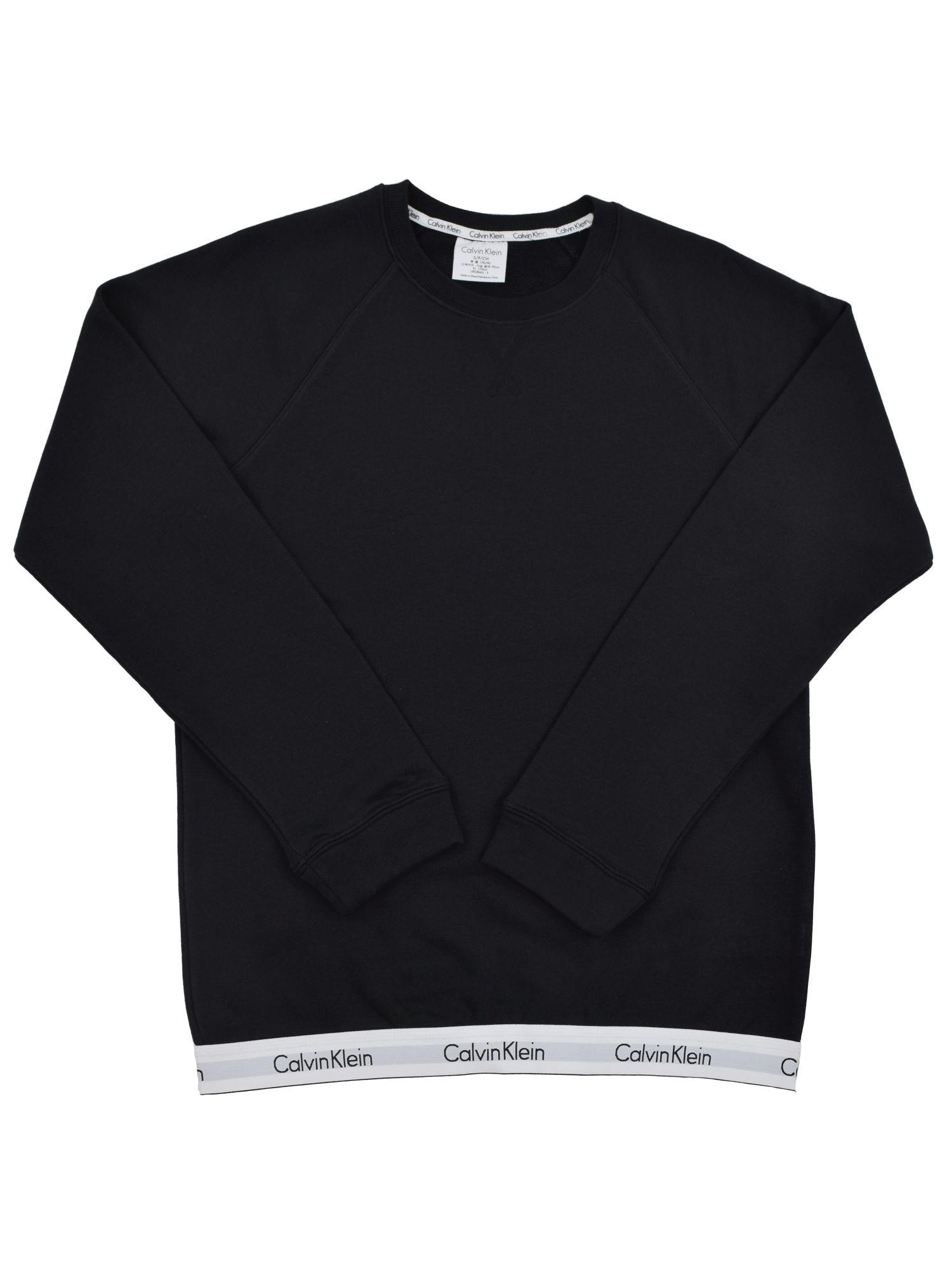 Calvin Klein Herren Pullover Rundhals Sweatshirt Gr. S NM1359E-001