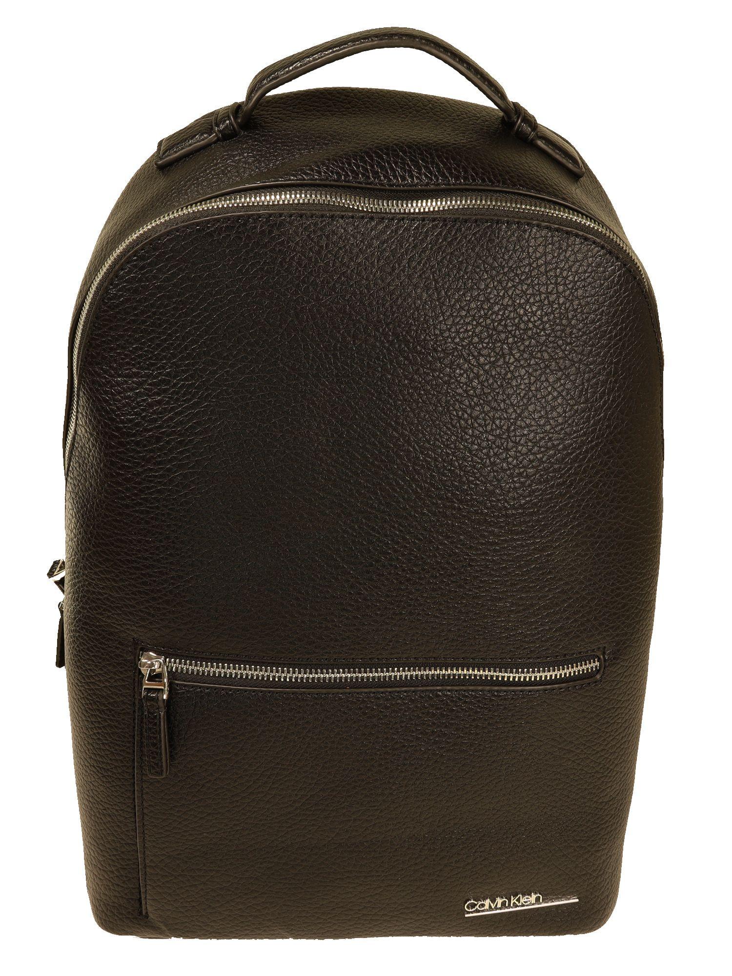 Calvin Klein Rucksack Round Backpack  ca. 29L Schwarz K50K505919-BAX