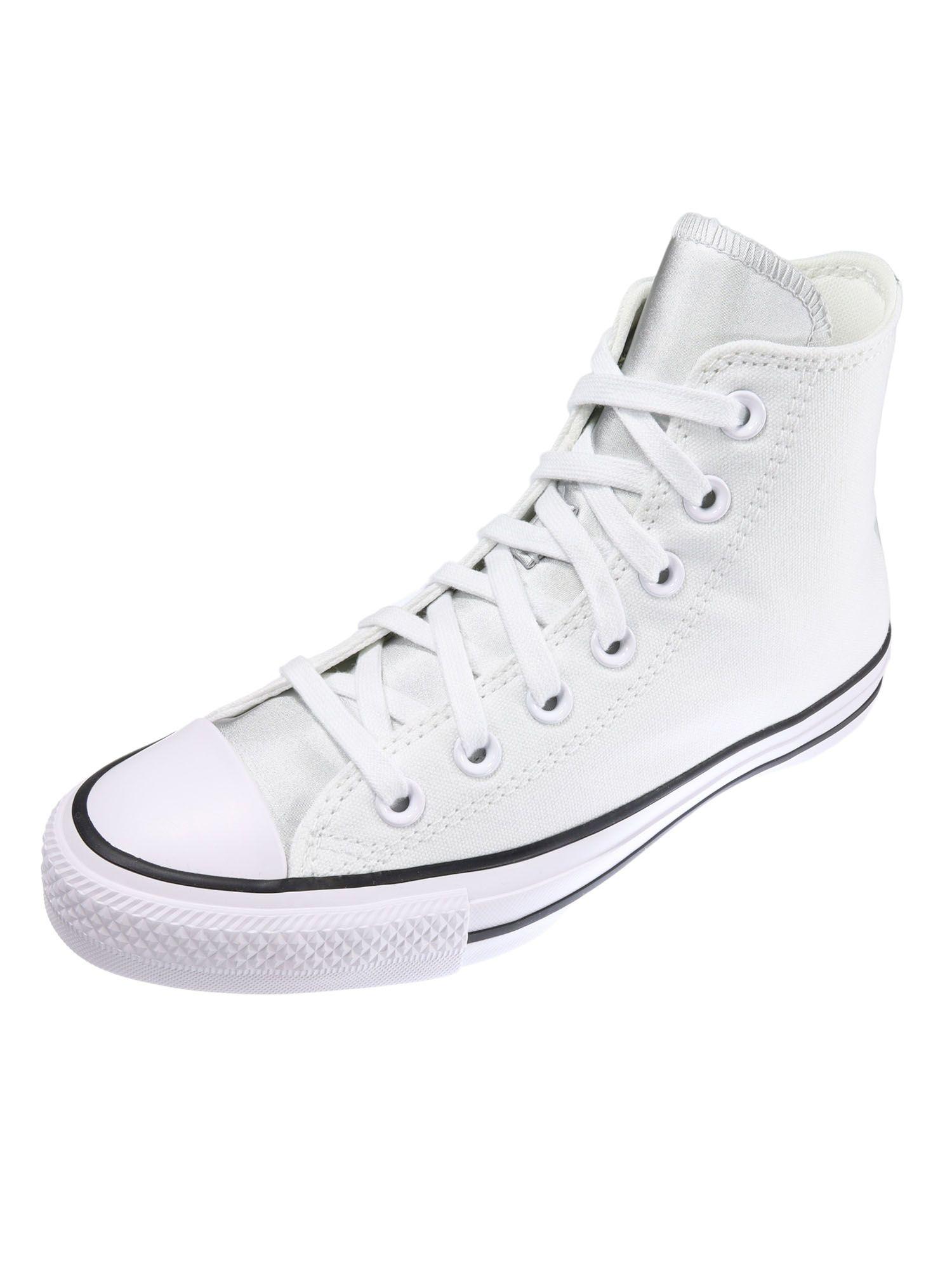 Converse Damen Schuhe CT All Star Hi Weiß Leinen Sneakers 37 EU