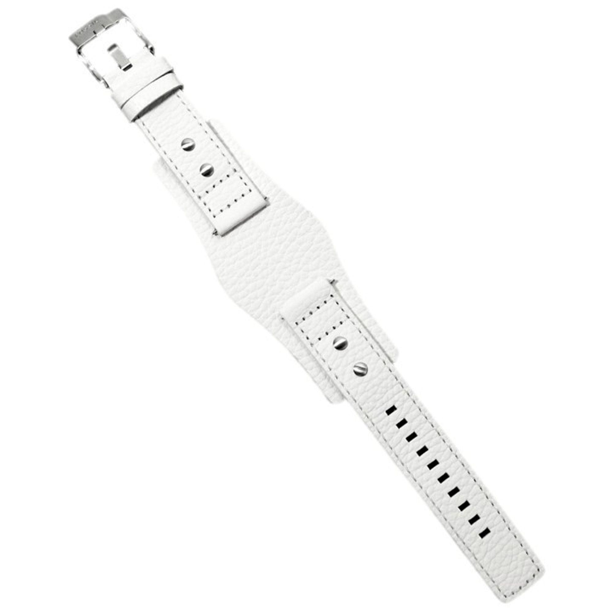 Fossil Uhrband LB-JR1128 Original JR 1128 Lederband 20 mm