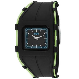 Esprit EE100702002 Damenuhr edc glowing star midnight black, black – Bild 1