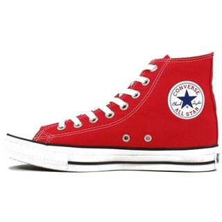 Converse Damen Schuhe All Star Hi Rot M9621 Chucks Sneakers Gr. 40 – Bild 1