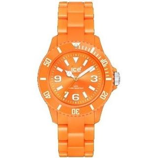 Ice-Watch CF.OE.B.P.10 Uhr Classic Fluo orange BIG Kunststoff Analog – Bild 1