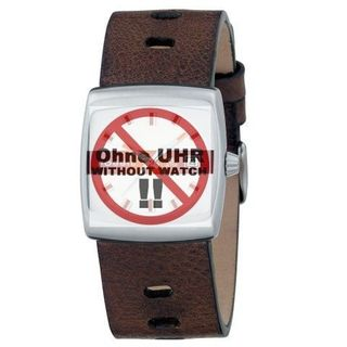 Fossil Uhrband LB-JR8252 Original Lederband für JR8252