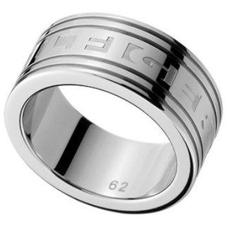 Tommy Hilfiger 2700118B Herren Ring Stahl Größe 62 (19,7 )