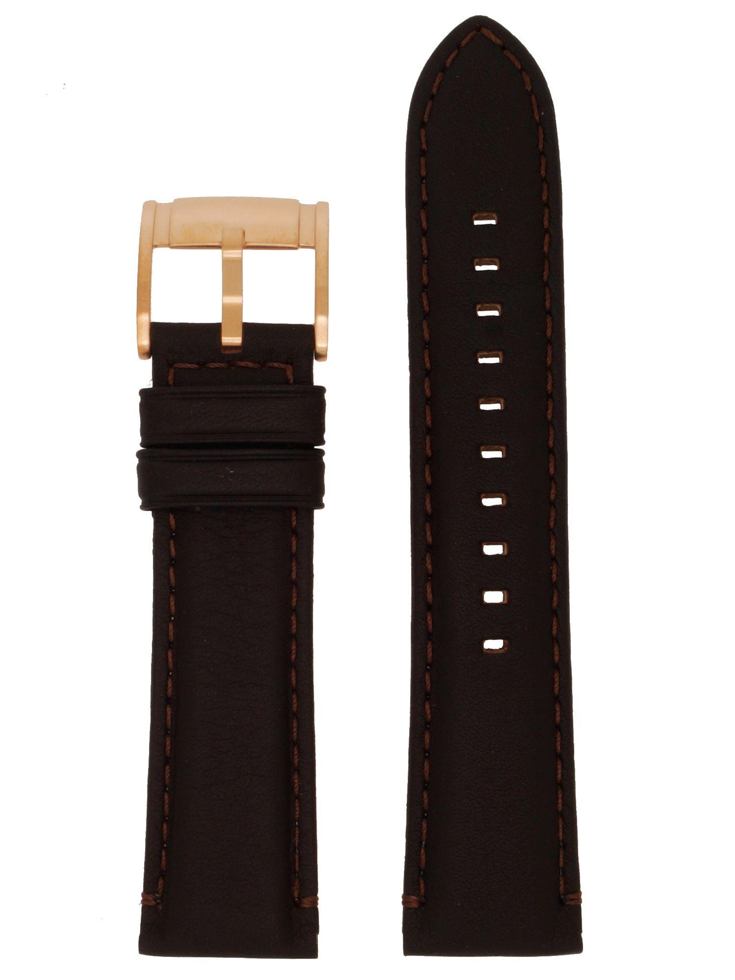 Fossil Uhrenarmband LB- FS4648 Original Ersatzband FS 4648 Leder 22 mm