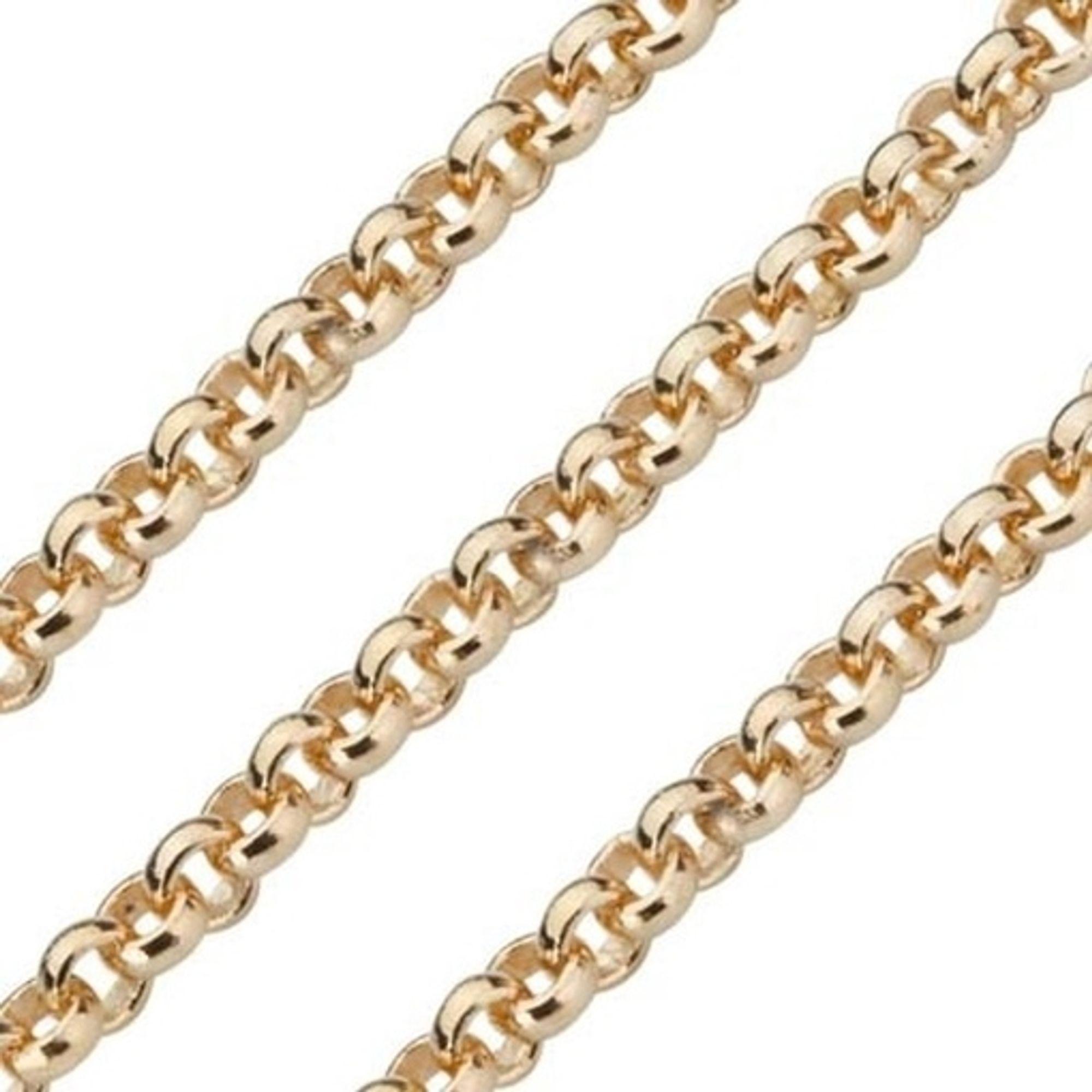 Quoins QK-EG1-45 Kette gold 45 cm