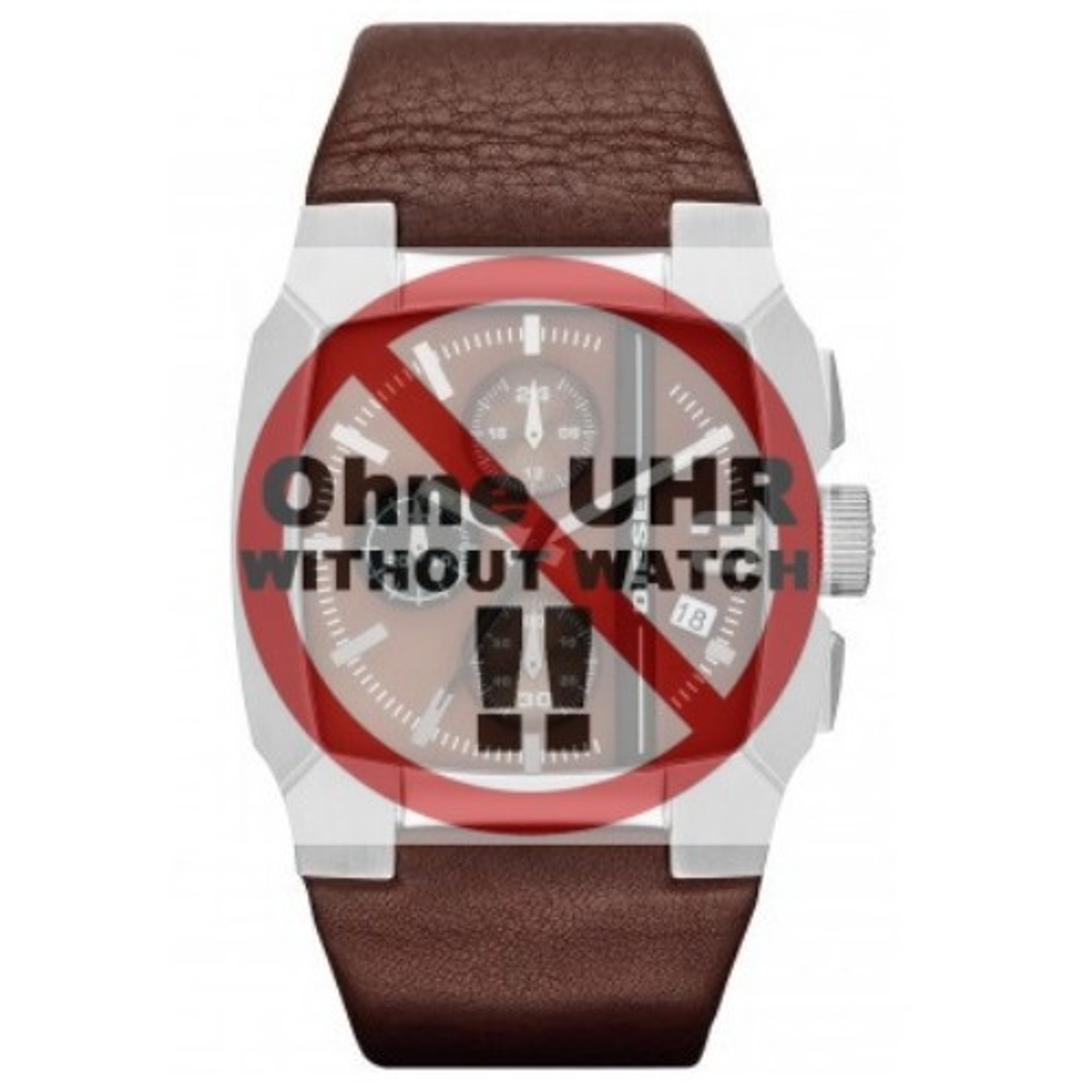 Diesel Uhrenarmband LB-DZ4274 Original Ersatzband DZ 4274