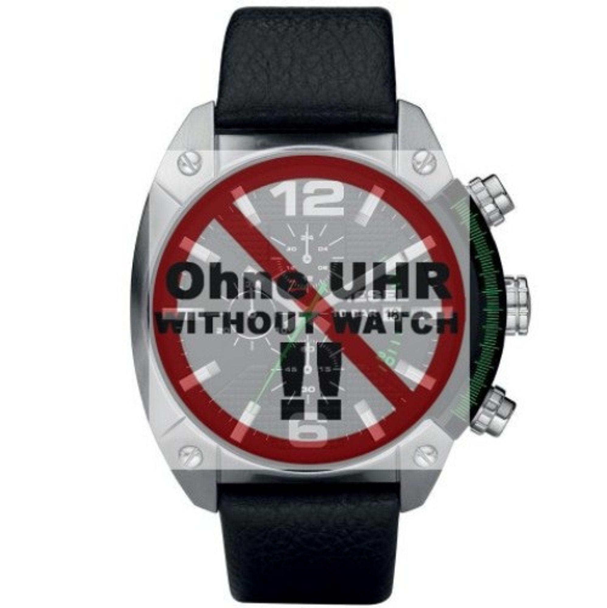 Diesel Uhrenarmband LB-DZ4206 Original Ersatzband DZ 4206