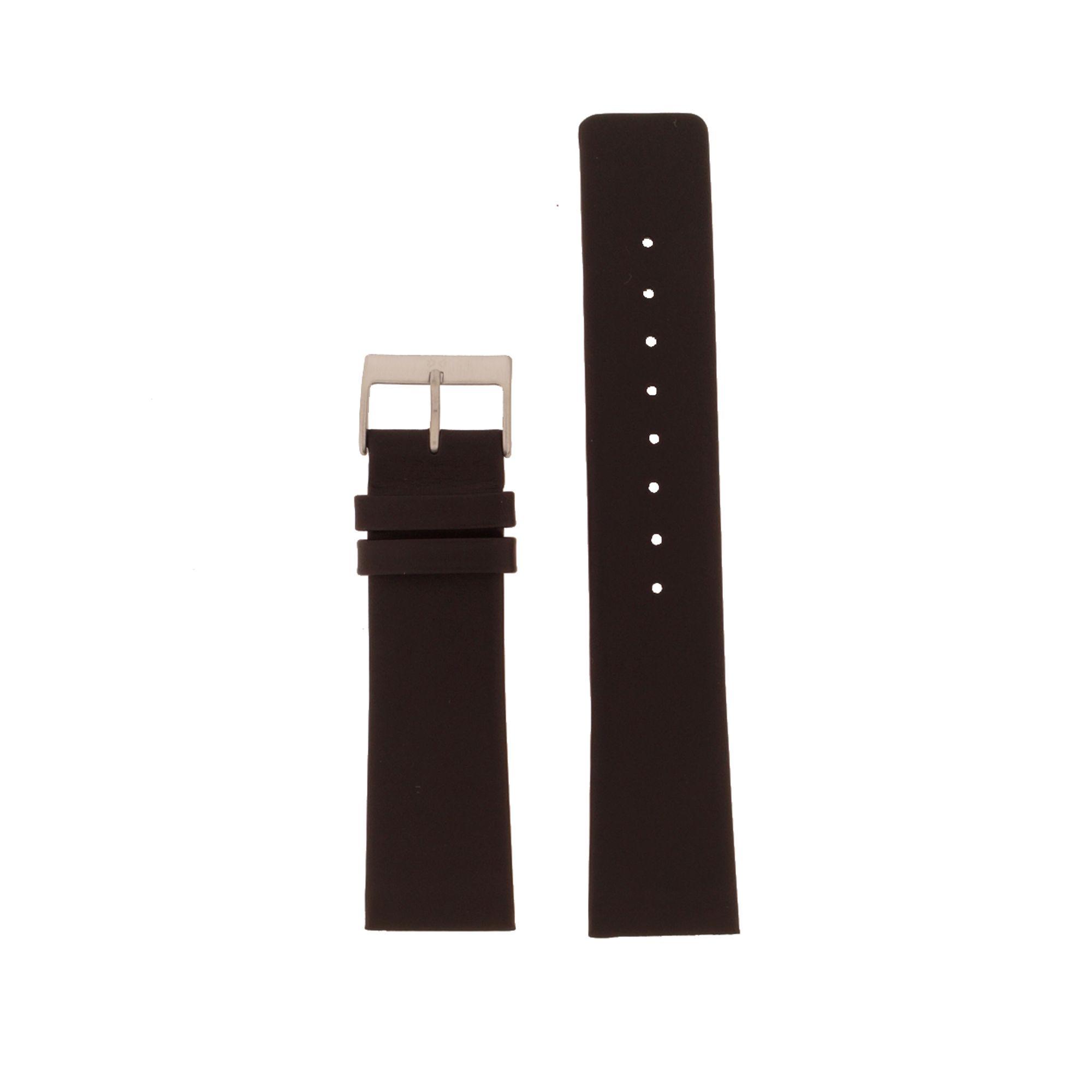 Skagen Uhrenarmband LB-233XXLSLCB Original Ersatzband 22 mm Schwarz