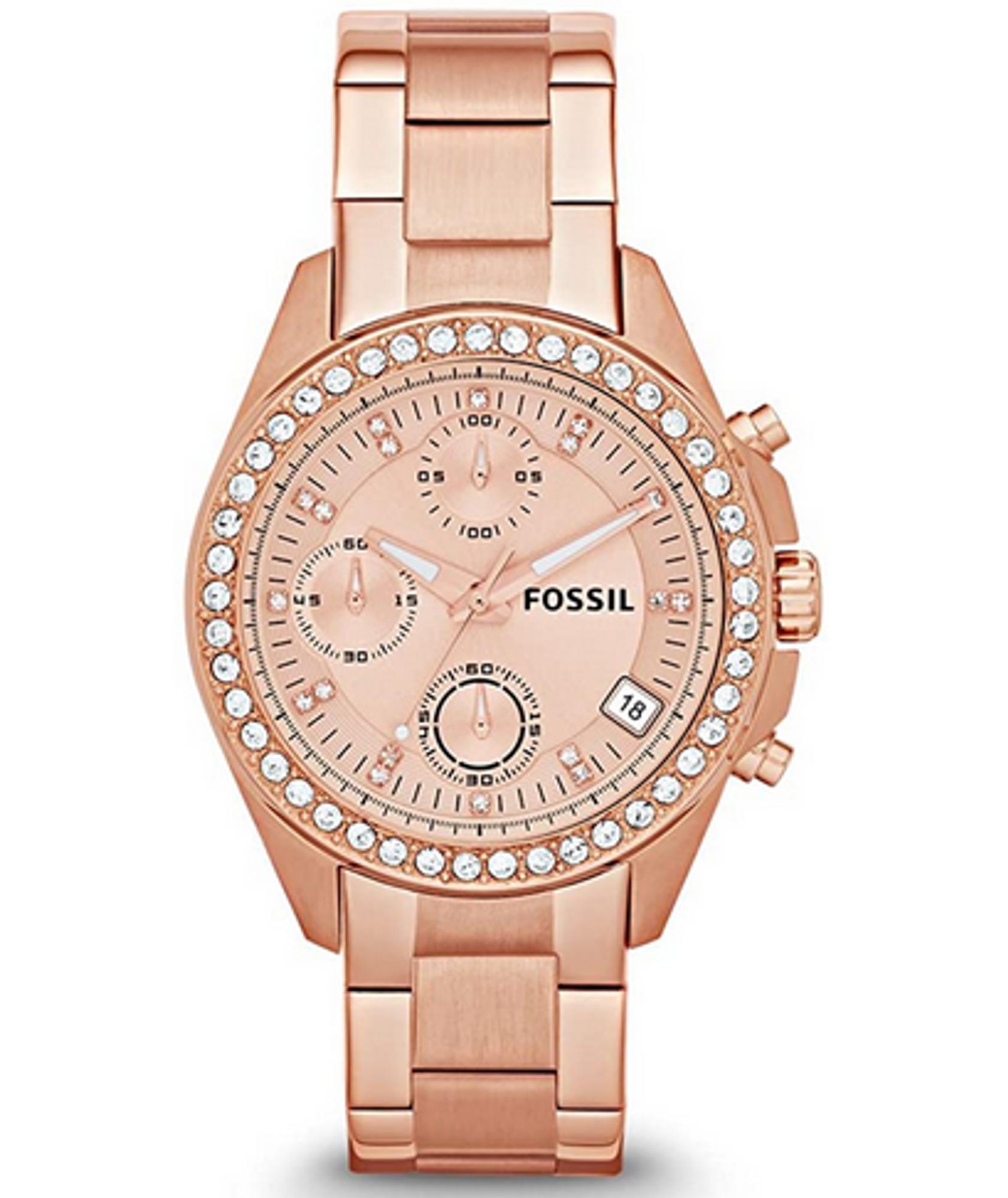 Fossil Uhr ES3352 DECKER