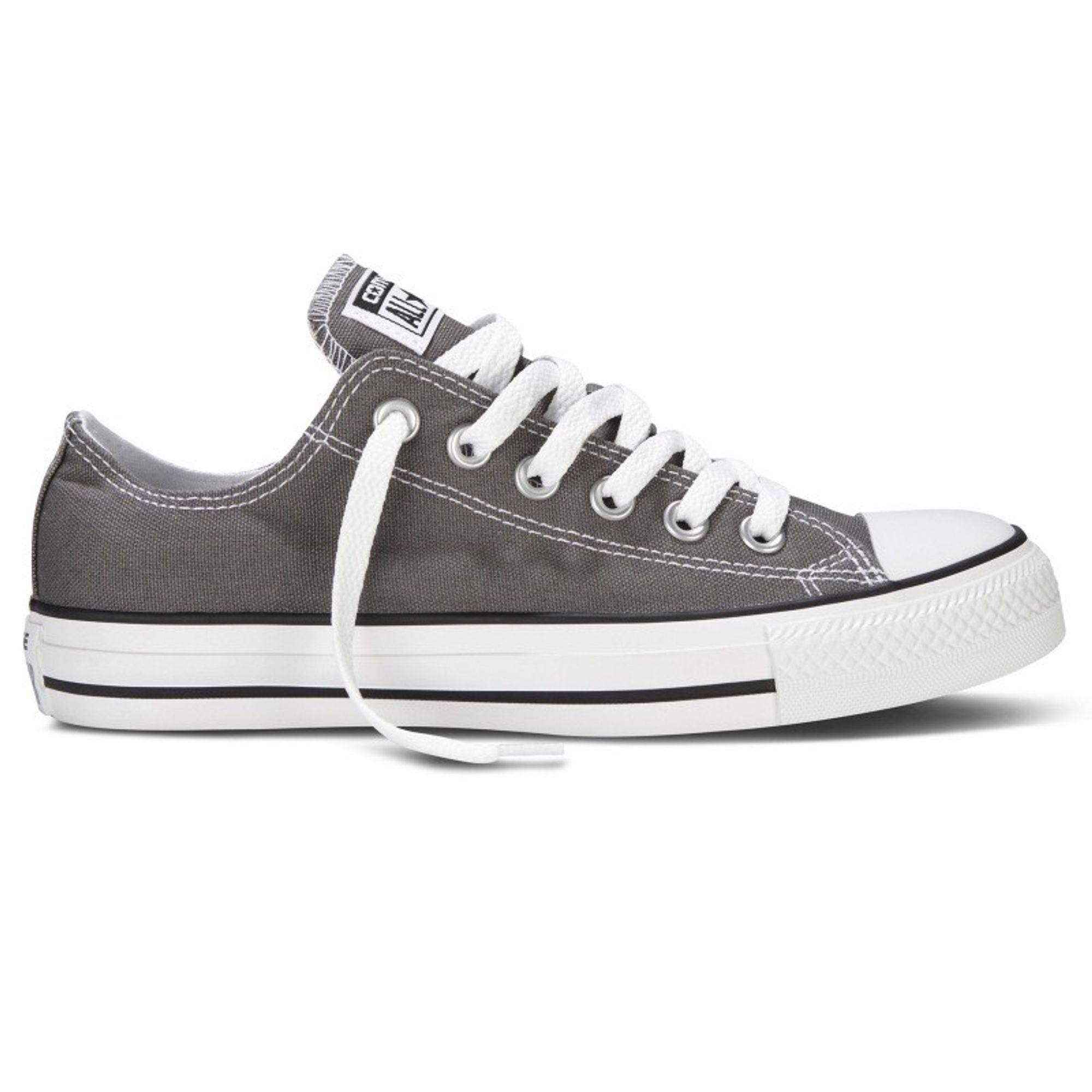 Converse Damen Schuhe All Star Ox Grau 1J794C Sneakers Chucks Gr. 40 | starlabels outdoor lifestyle leder