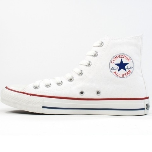 Converse Damen Schuhe All Star Hi Weiß M7650C Sneakers Chucks Gr. 39,5 |  starlabels outdoor lifestyle leder