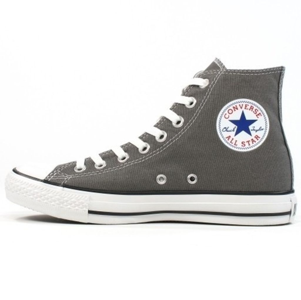 Converse Damen Schuhe All Star Hi Grau 1J793C Sneakers Chucks Gr. 37,5