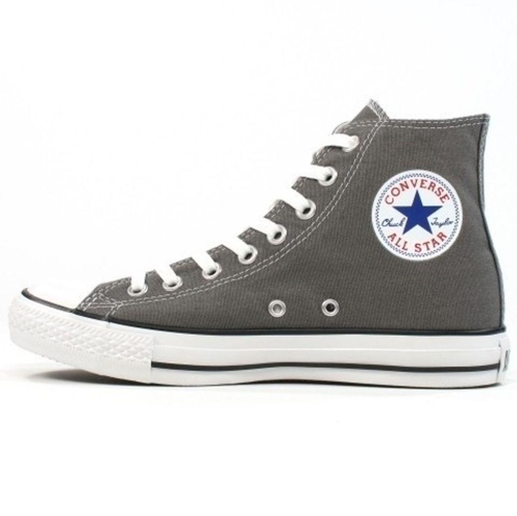 Converse Damen Schuhe All Star Hi Grau 1J793C Sneakers Chucks Gr. 39