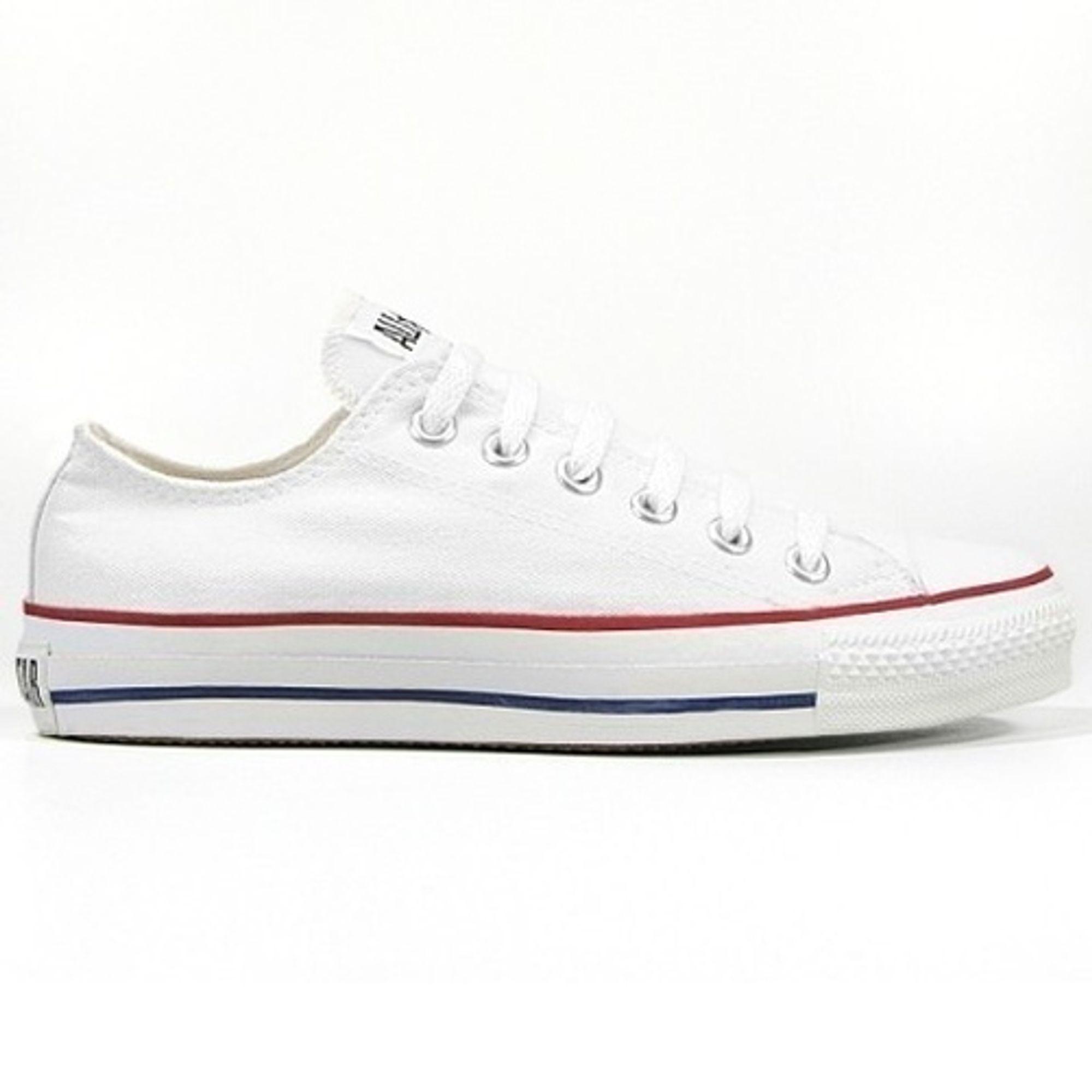 Converse Damen Schuhe All Star Ox Weiß M7652C Sneakers Chucks Gr. 37 | starlabels outdoor lifestyle leder