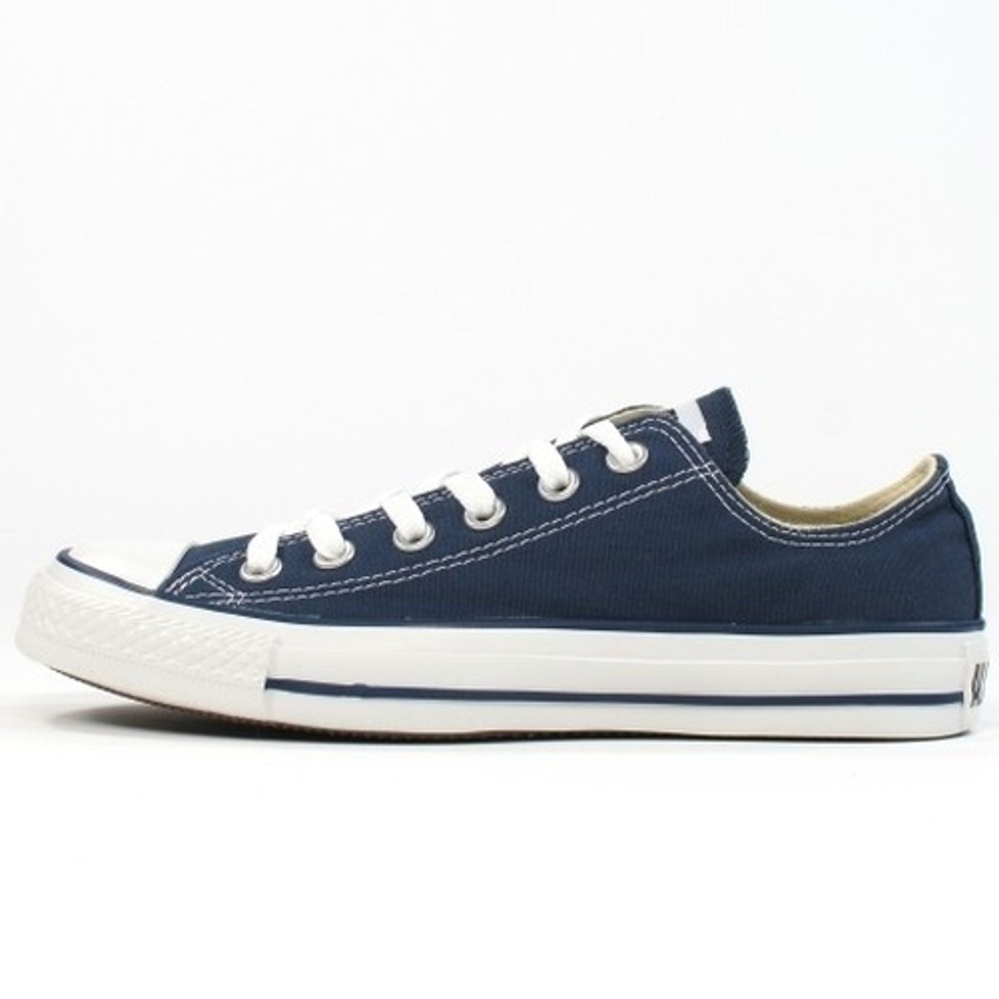 Converse Herren Schuhe All Star Ox Blau M9697C Sneakers Blau Gr. 42,5 | starlabels outdoor lifestyle leder