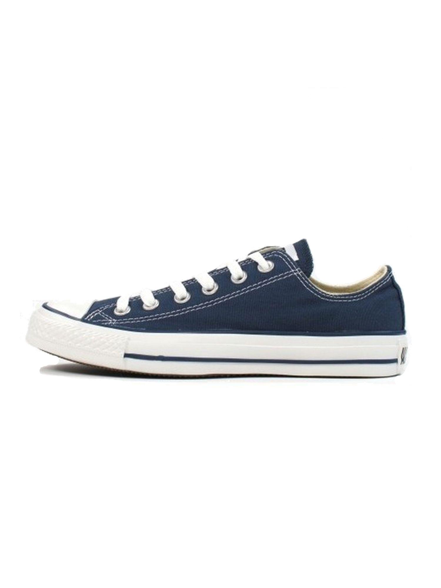 Converse Herren Schuhe All Star Ox Blau M9697C Sneakers Blau Gr. 42,5 | starlabels outdoor lifestyle leder