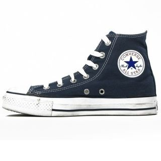 Converse Damen Schuhe All Star Hi Blau M9622C Sneakers Chucks Gr. 39 – Bild 1