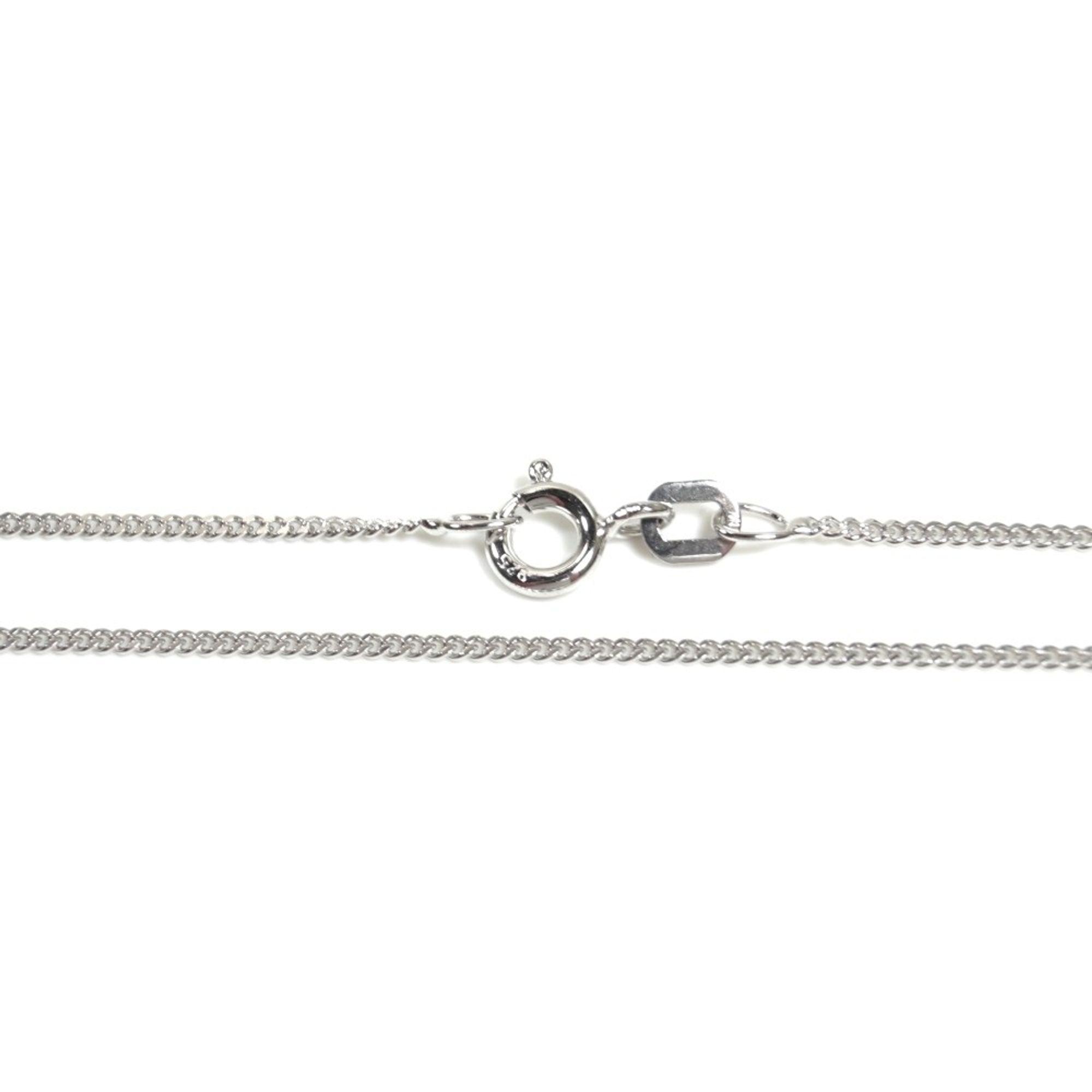 Basic Silber PF01.20.50R Kette Panzer Unisex Halskette Silber 50 cm