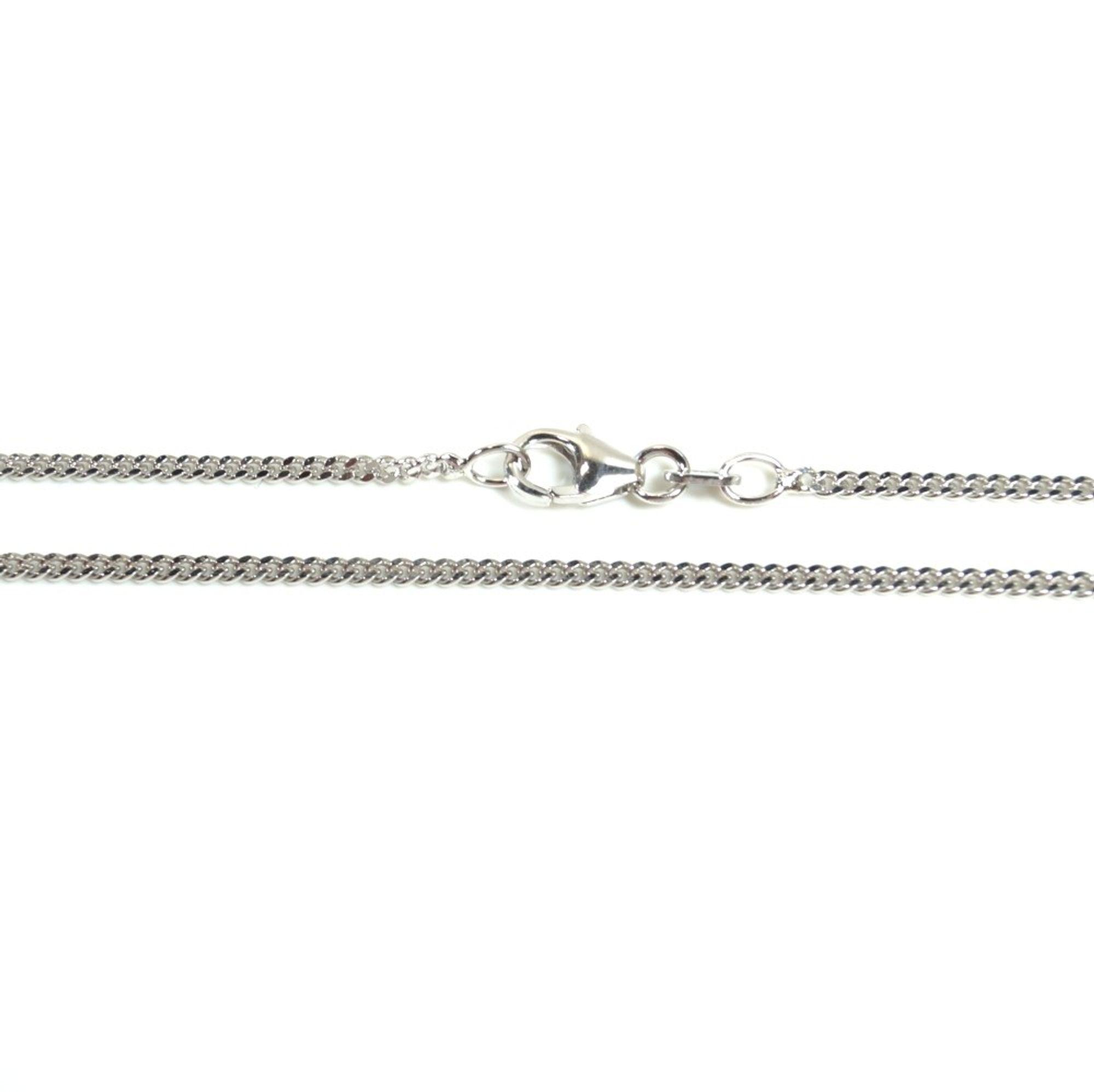 Basic Silber PF01.80.38R Kette Baby Panzer Halskette Silber 38 cm