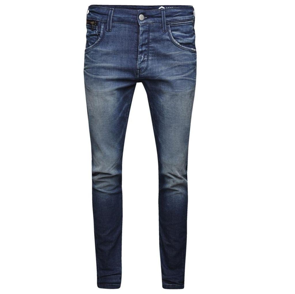 Jack & Jones Herren Jeans 12086225 Nick Core Lab NOOS Blau 29W / 34L