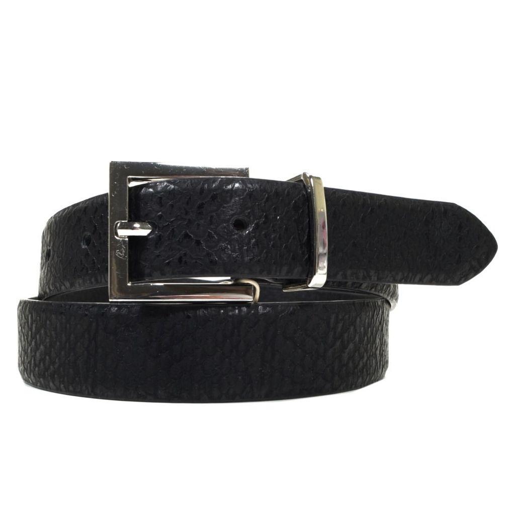 Pieces Damengürtel Gürtel 17063377 JOYA Jeans Belt Schwarz 85 cm