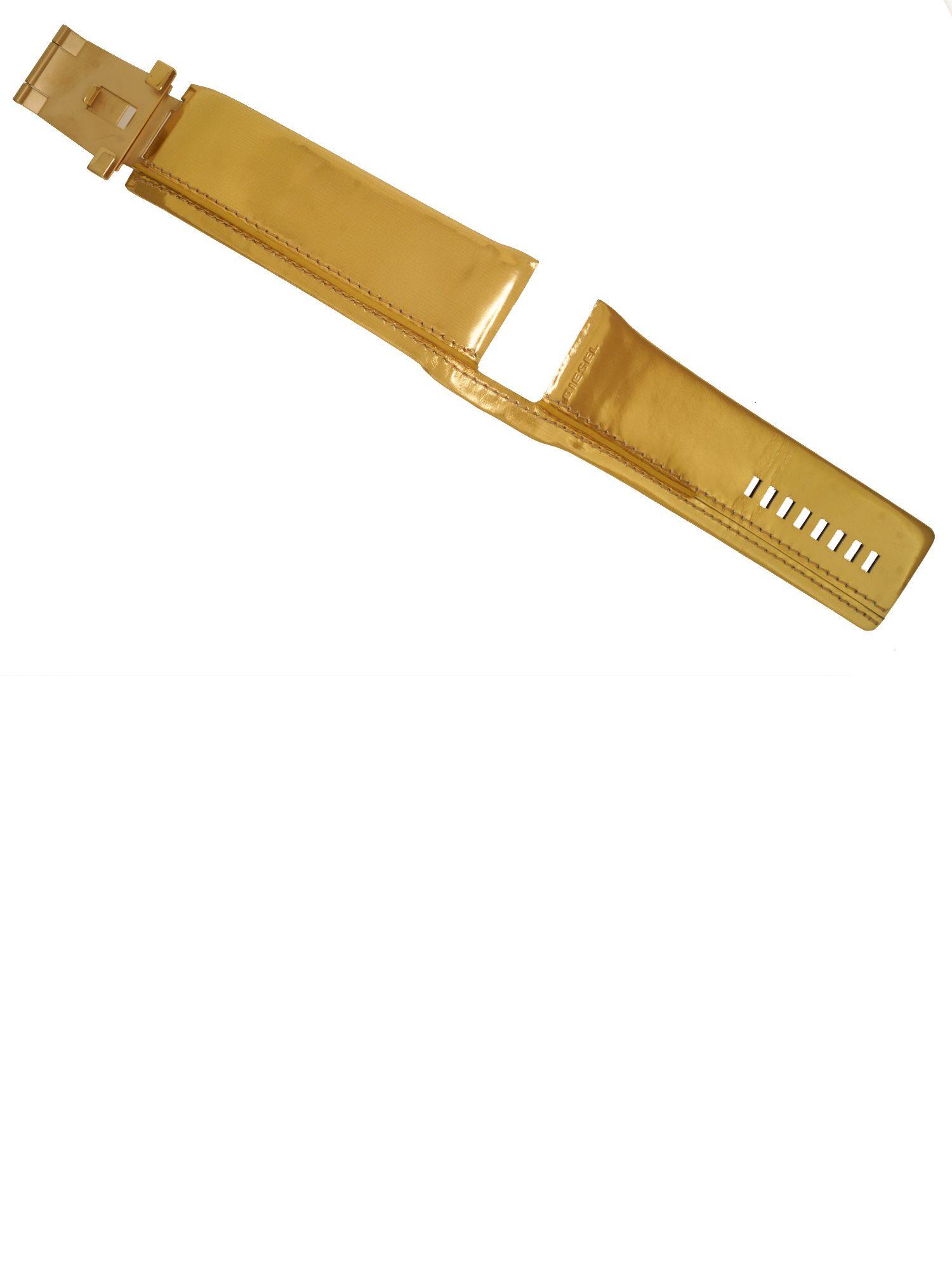 Diesel Uhrband LB-DZ7104 Original Lederband DZ 7104