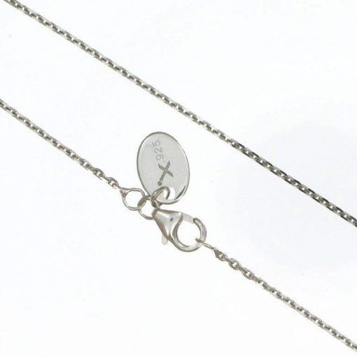 gooix 914 973 damen kette silber ankerkette 40 cm sonderangebote gooix. Black Bedroom Furniture Sets. Home Design Ideas