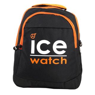 ICE WATCH ICE-Ruck Backpack Schwarz Orange Rucksack Kinder 13L – Bild 1
